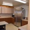 Spacious kitchen to prepare food for you event.